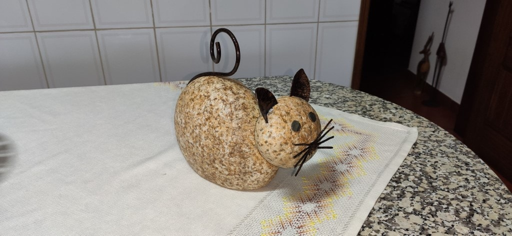 Gato de pedra