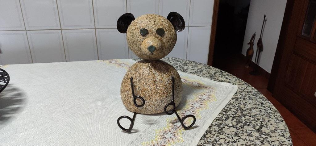 Urso de pedra