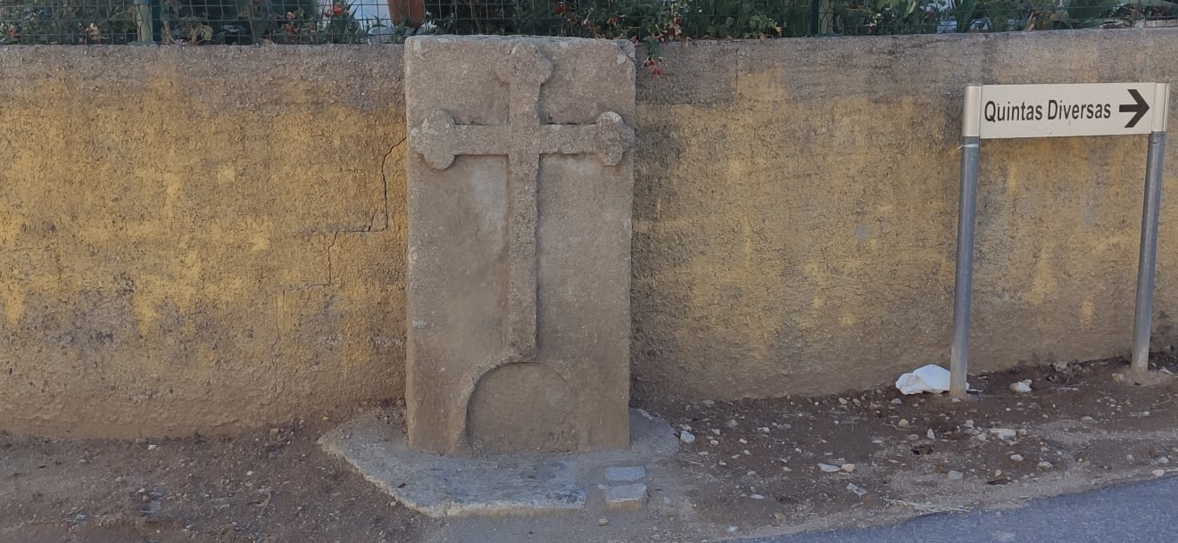 Alminha à entrada das Quintas Diversas (nova localização)