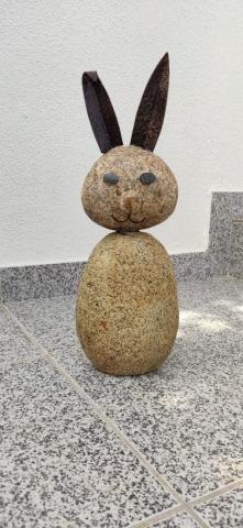 Coelho de pedra