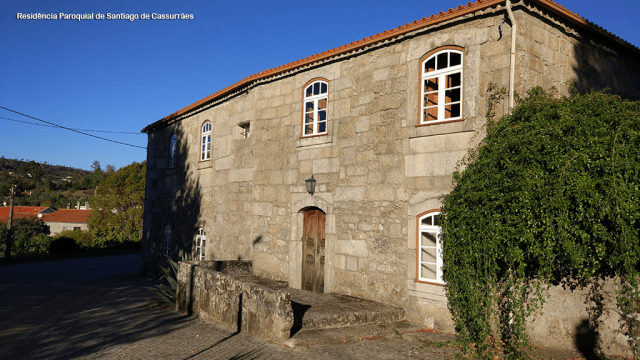 Residência Paroquial de Santiago