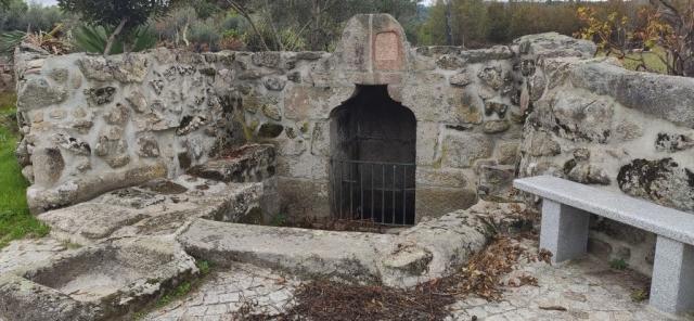 Póvoa de Cervães - Fonte do Chafurdo