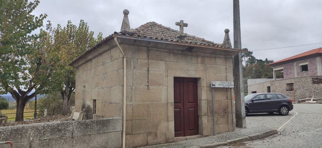 Póvoa de Cervães - Capela de Nossa Senhora dos Remédios