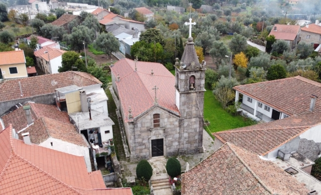 Póvoa de Cervães - Igreja de São João
