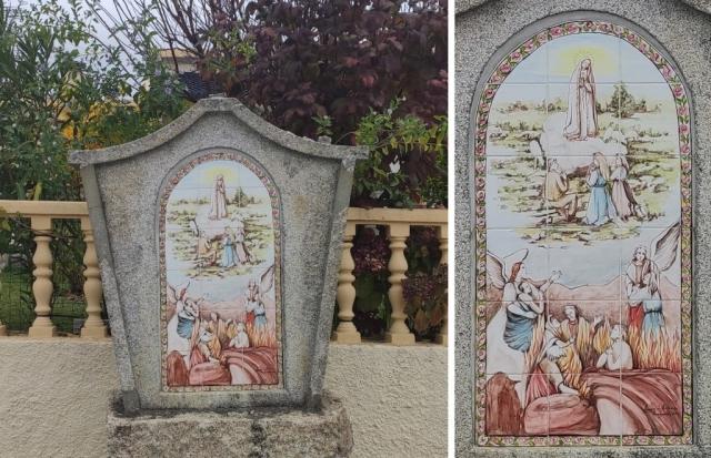 Póvoa de Cervães - Alminha próxima do Sagrado Coração de Maria