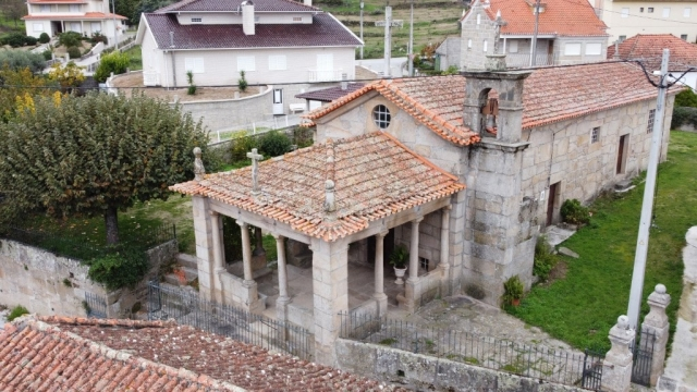 Fundões - Capela de Santa Eufémia